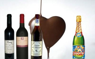 Mousse au Chocolat l'accord parfait !