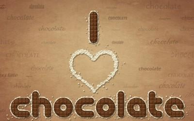 Fond d'écran Mousse au Chocolat