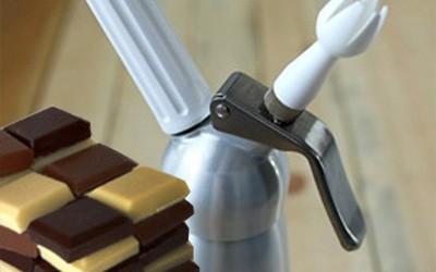 Recette Mousse au Chocolat Siphon