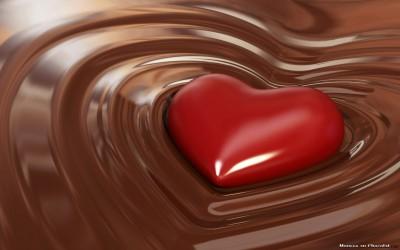 Fond d'écran Mousse au Chocolat 2