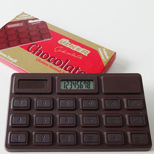 objet chocolat